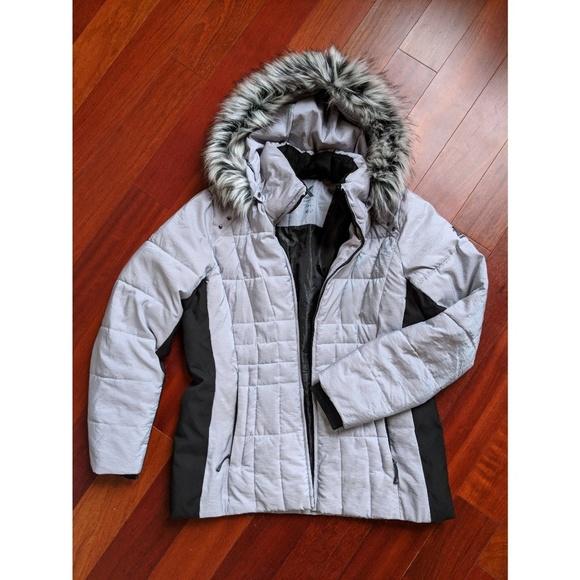 d66797053 ZeroXposur Silver Women's Faux Fur Hooded Parka